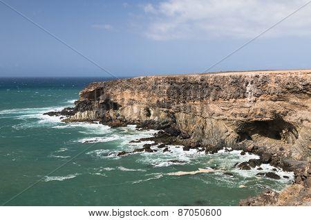 Pirate Caves, Fuerteventura
