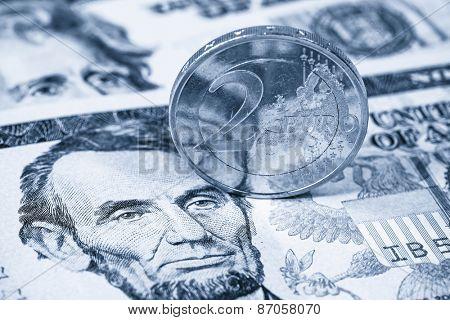Dollars , Dual tone