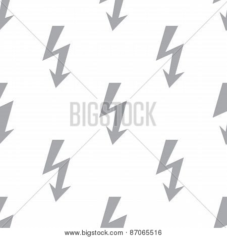 New Lightning seamless pattern