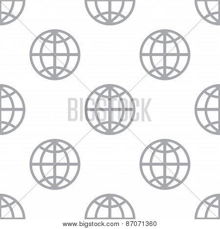 New World seamless pattern