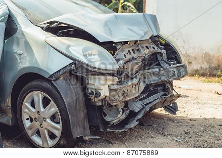 Accident Car