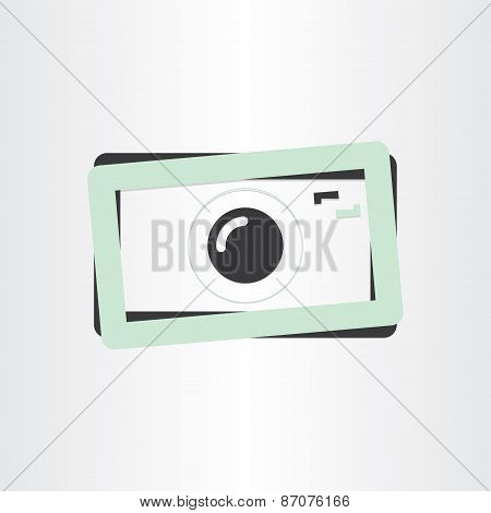 Digital Camera Photography Icon