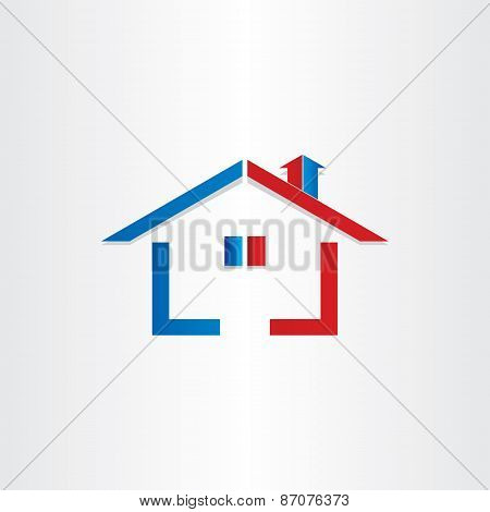Real Estate House Home Icon