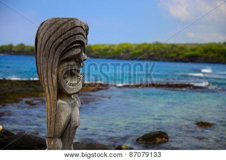 Pu`uhonua O H?naunau National Historical Park