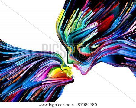 Digital Mind Painting