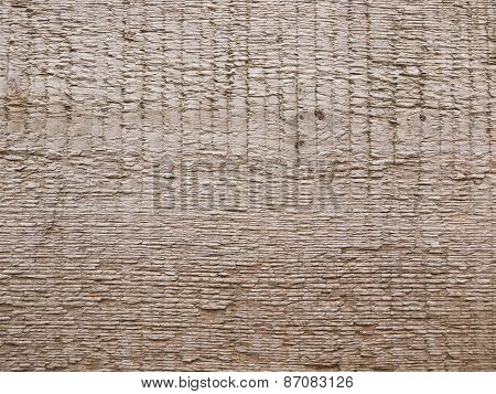 Old wooden board closeup