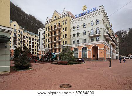 Tulip Inn Hotel.