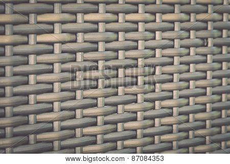 Plastic Pattern For Background