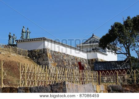 Tomioka Castle Ruins