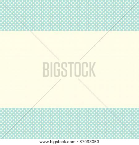 Template Of Greeting Card Or Invitation Card.