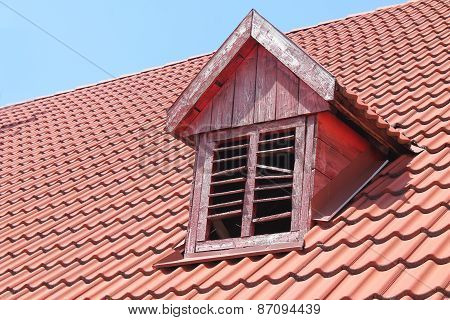 interesting attic