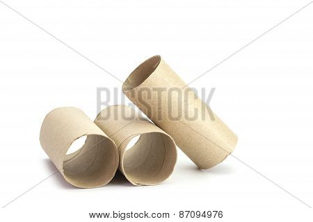 Paper Tube Of Toilet Paper