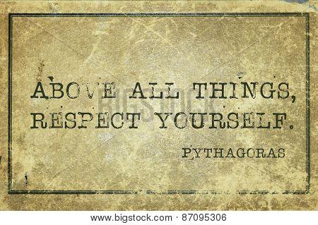 Respect You Pyth