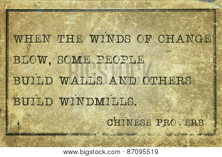 Winds Of Change Cp