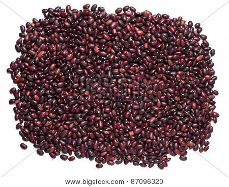 Dry Beans And Peas - Stock Image