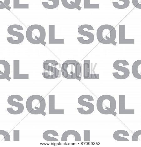 New SQL seamless pattern
