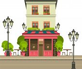 Постер, плакат: Townhouse Shop