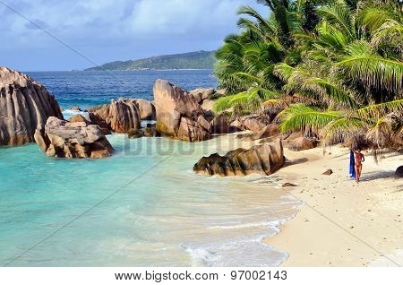 Seychelles Islands, La Digue.