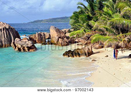 Seychelles Islands, La Digue.