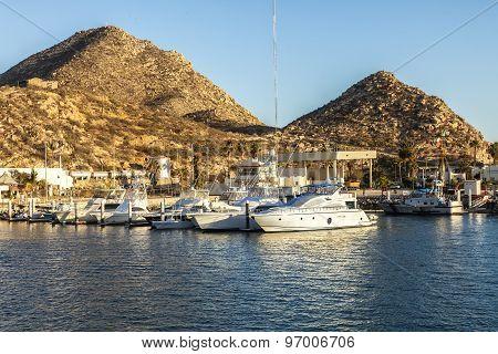 Marina In Cabo San Lucas