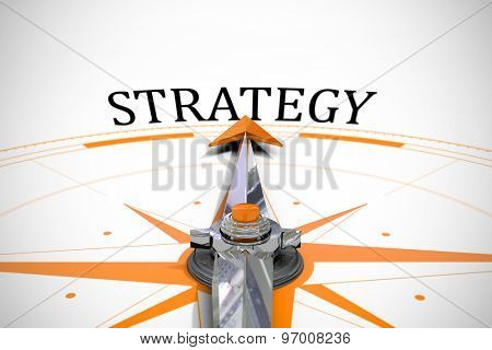 The word strategy against compass