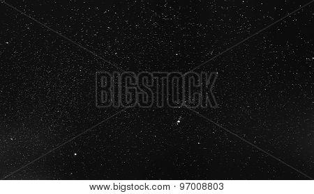 Natural Night Sky Stars Background