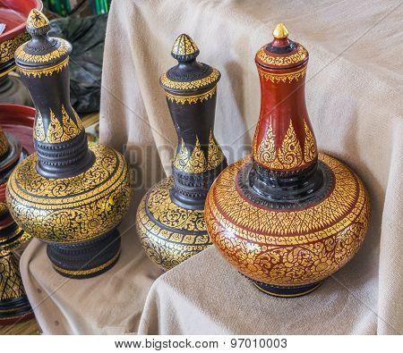 Thailand Water Pot