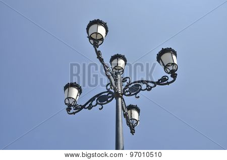 Iron Lamp Street
