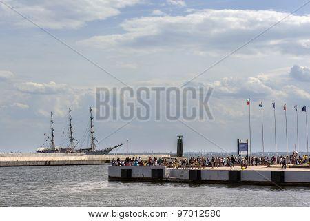Sail Training Ship
