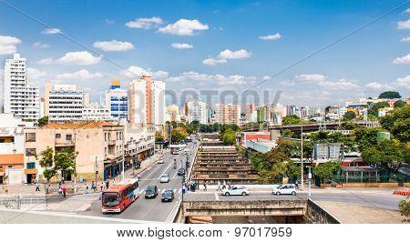 Belo Horizonte city, Minas Gerais, Brazil.
