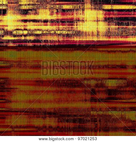 Abstract retro background or old-fashioned texture. With different color patterns: yellow (beige); brown; purple (violet); pink