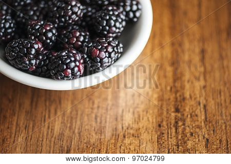 Blackberry Bowl