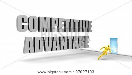 Competitive Advantage as a Fast Track Direct Express Path