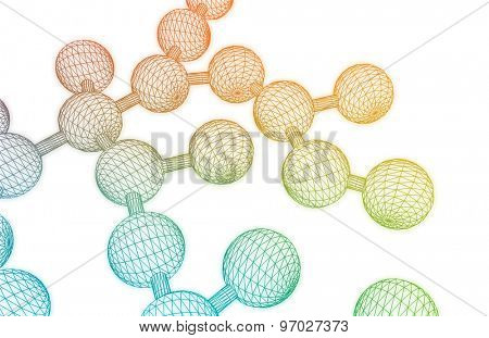 Healthcare Science and Molecule Engineering as Art