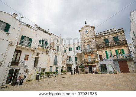 Cisternino, Puglia, South Italy