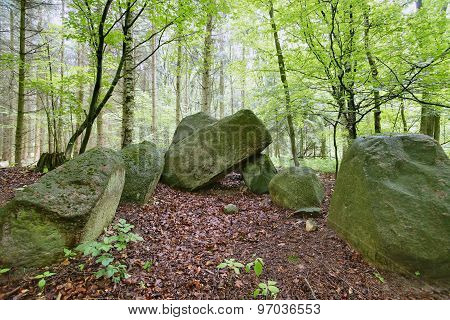 Megalithic Tomb Forst Poggendorf