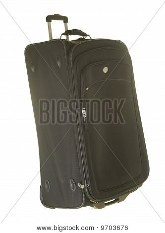 Black Travel Suitcase
