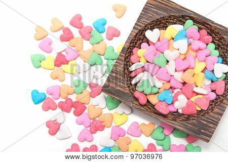 Sugar Sprinkle , Decoration For Cake And Bakery