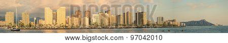 Waikiki Panorama