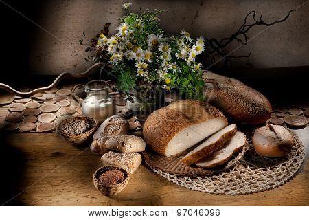 Bread And Camomiles