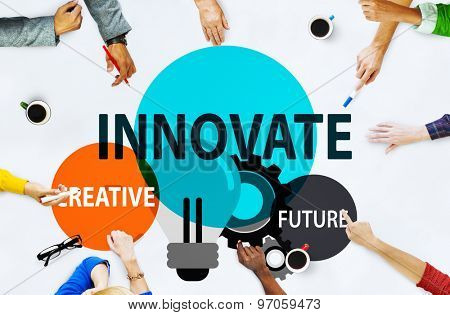 Innovation Creative Future Inspiration Aspiration Concept