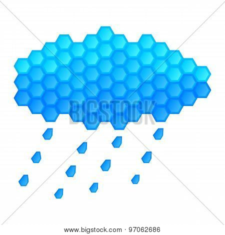 Cloud-and-rain-drops-from-shestinrannikov-on-a-white-background