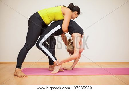 Getting Help From A Yoga Instructor