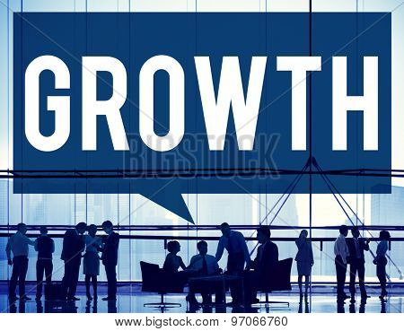 Growth Grow Development Improvement Change Concept