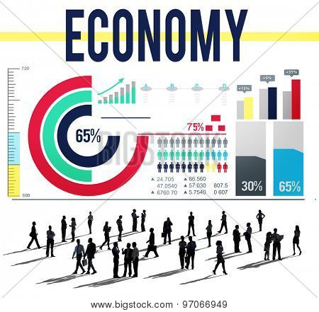 Economy Investment Financial Budget Costs Concept