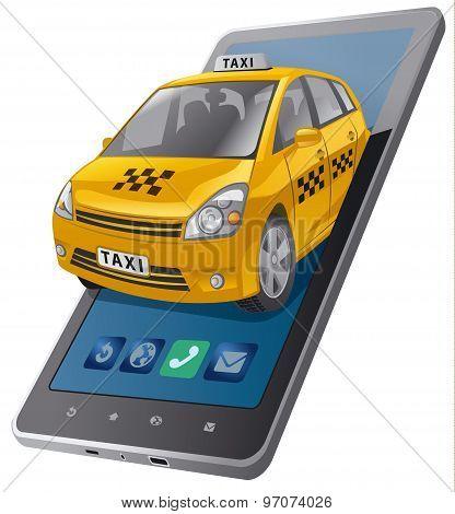 Taxi Mobile Service