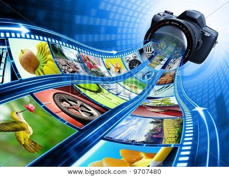 Film Strip Pictures
