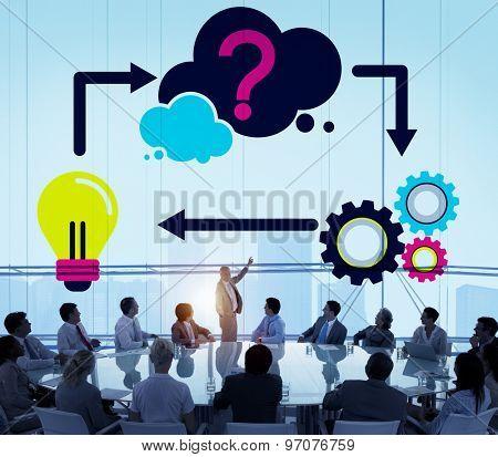 Planning Idea Inspiration Innovation Creative Concept