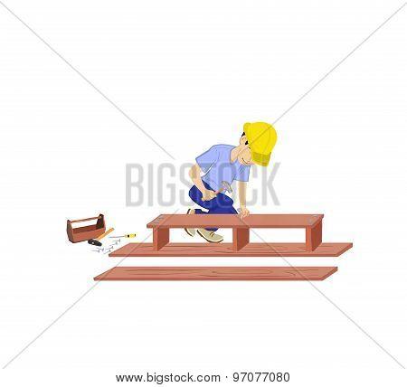 constructor man illustration