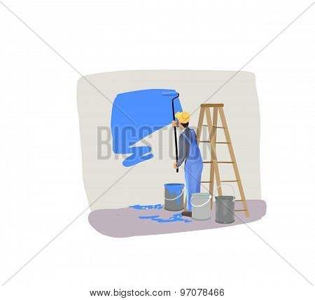 Paint Worker
